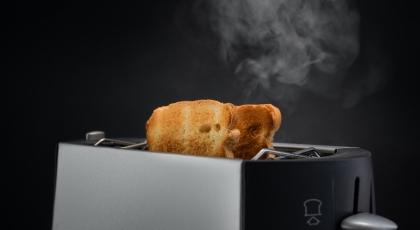 Broodrooster met Tostiklem