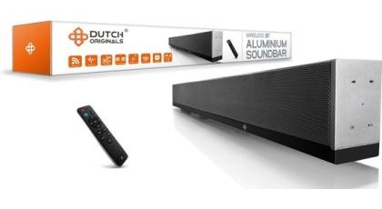 Dutch Originals Soundbar Aluminium Look Review