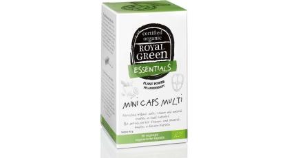 Royal Green Mini Caps Multi BIO