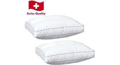 Swiss Boxkussen 2 stuks